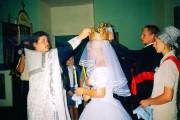 Венчание в Свято-Покровском храме.