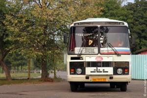 Автобус Малоархангельского АТП.