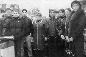 Учащиеся 8 класса Совхозской средней школы посетили современный мини-маркет в поселке ст. Малоархангельск.