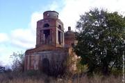 Сохранившийся до настоящего времени каменный храм, поставленный вместо обветшавшего деревянного, был освящён в середине 40-ых годов XIX века.