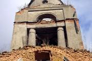 Богоявленская церковь с. Верхососенье: детали.