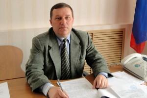 Александр Сергеевич Трунов, глава города Малоархангельска с 2011 г.