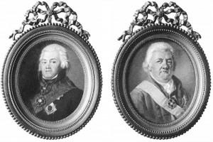 Братья Архаровы: Иван (слева) и Николай (справа).