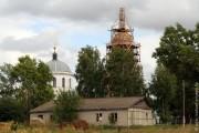 Покровский храм в селе Архарово был построен в 20-40 годах 19 века, после смерти братьев: Николай Петрович умер в январе 1814 года. Иван Петрович брата оставил земную юдоль в феврале 1815 года.