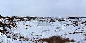 Велоровский карьер глины. Нажмите на изображение, чтобы перейти к осмотру (откроется в новом окне).