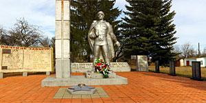Мемориал в Протасово. Нажмите на изображение, чтобы перейти к осмотру (откроется в новом окне).