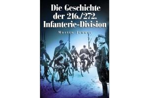 Обложка книги Die 216/272 nieders?chsische Infanterie-Division 1939-1945. Martin Jenner