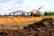 Завод растительных масел на станции Малоархангельск. Июнь 2011 года.