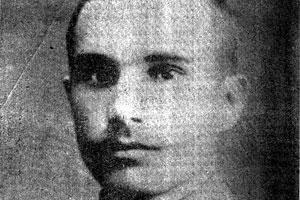 Революционер Вениамин Ермощенко.