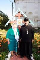 Настоятель Покровского храма отец Ефим.