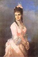 О'Коннель — портрет Марии Михайловны Скарятиной.