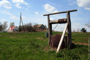 Колодец в Александровке.