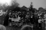 Школа. Фото из архива Анастасии Ивановны Пятиной.