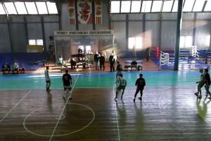Первый этап первенства Орловской области по мини-футболу, 2012 год.