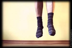 Ноги.