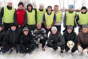2 января 2012 года на стадионе Малоархангельска состоялся футбол на снегу.