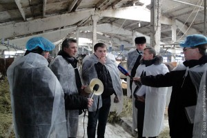 Участники семинара в Малоархангельском районе.