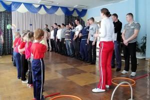 Праздник в детском саду № 2 Малоархангельска.