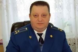 Юрий Ефремов, прокурор Малоархангельского района.