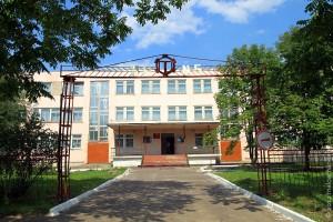 Здание ПУ-5 в Малоархангельске.