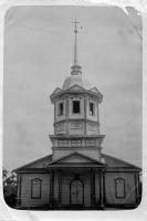 В эту церковь села Нетрубеж не раз приходил Александр Пушечников, чтобы помолиться о справедливости по отношению к нему м членам его семьи.