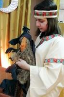 Светлана Челядинова в спектакле «Терёшечка».