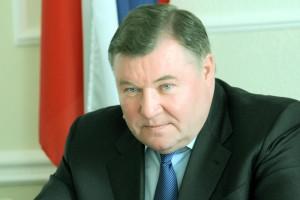 Губернатор Орловской области Александр Козлов.