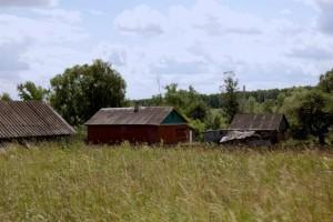 Деревня Акинтьево.