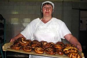 Изделия, изготовленные пекарем Натальей Луниной, всегда очень вкусные.