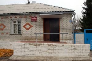 Здание прокуратуры Малоархангельского района.