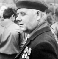 Cкульптор Иван Семеновский.