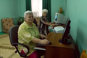 В центре социального обслуживания населения Малоархангельского района.