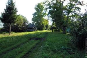 Деревня Алисово.
