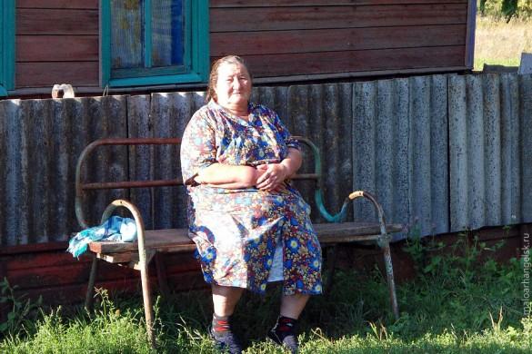 В следующем домике жила ещё одна Валентина — Валентина Михайловна Тормозова.