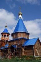 Корсунская церковь, у стен которой был похоронен подполковник Квитницкий.