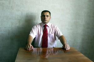 Начальник отдела образования, молодежной политики, физической культуры и спорта Александр Кусков.