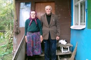 Супруги Пановы из Коротеева.