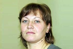 Ирина Силина с Протасовской молочной фермы.