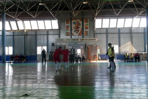 Cостоялись игры 1/8 финала Первенства области и турнира «Дружба-XI» по мини-футболу.
