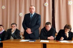 Члены рабочей группы выездного заседания.