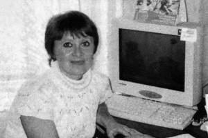 Наталья Сергеечева.