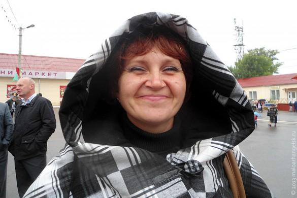 Жительница Малоархангельска.