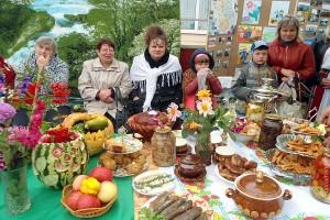 Подгородненское сельское поселение на дне рождения Малоархангельска.