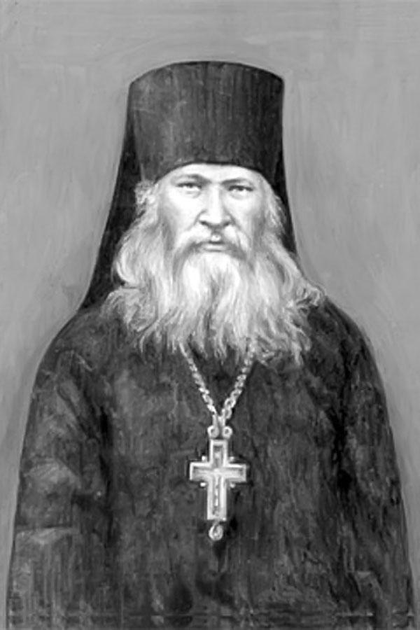Преподобный архимандрит Исаакий II (Бобраков) священномученик