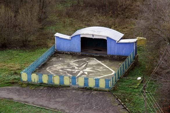 Малоархангельская танцевальная площадка.
