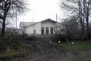 В Архарово.