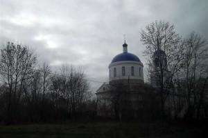 Церковь в Архарово.