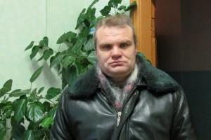 Юрий Русанов, учитель истории Каменской средней школы
