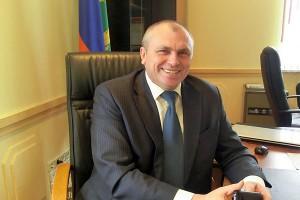 Глава Малоархангельского района Юрий Маслов.