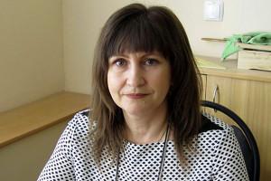 Лариса Алексеевна Горохова.